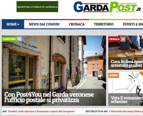 articolo giornale post4you gardapost.it